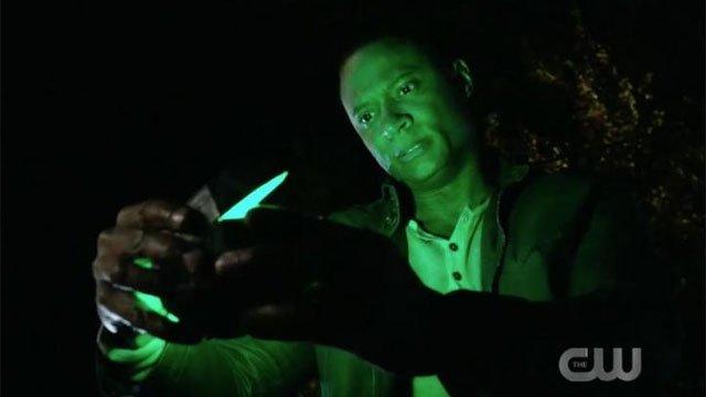 David Ramsey - John Diggle en el Arrowverso