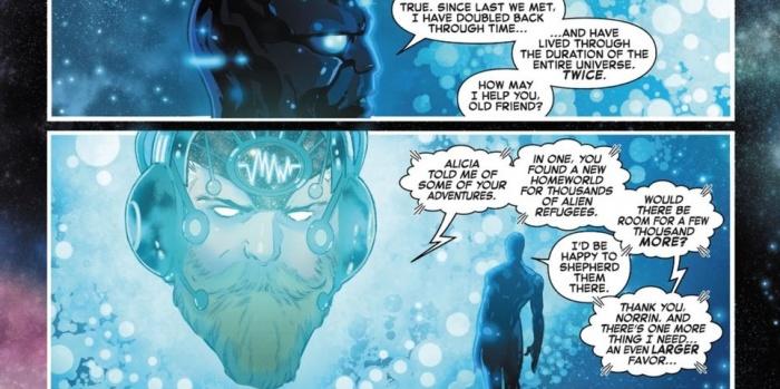 Fantastic Four 27 Reeds Favor
