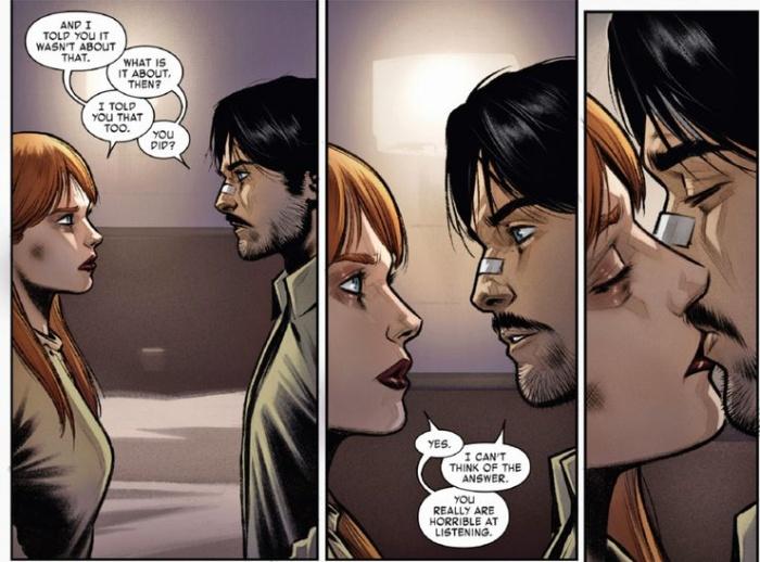 Iron Man Patsy Walker