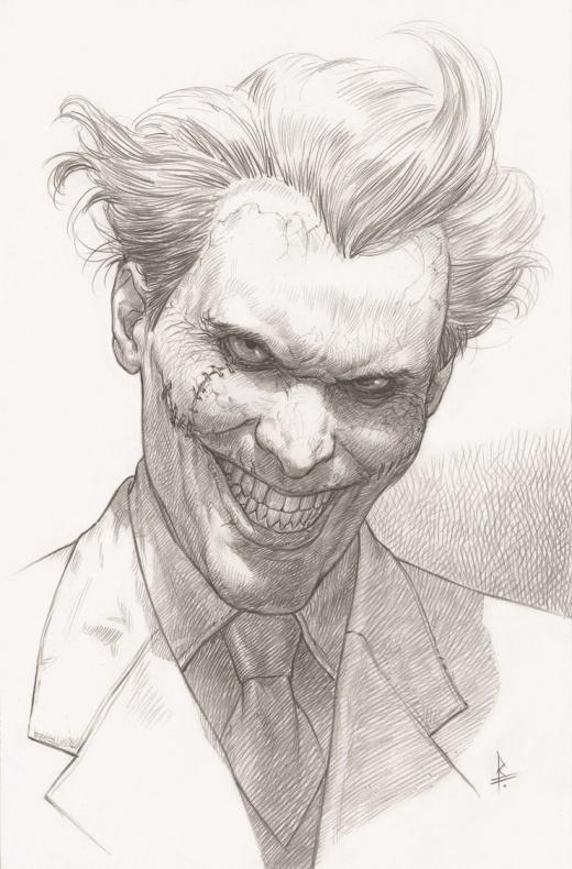 Joker 1 1 25 Variant Federici
