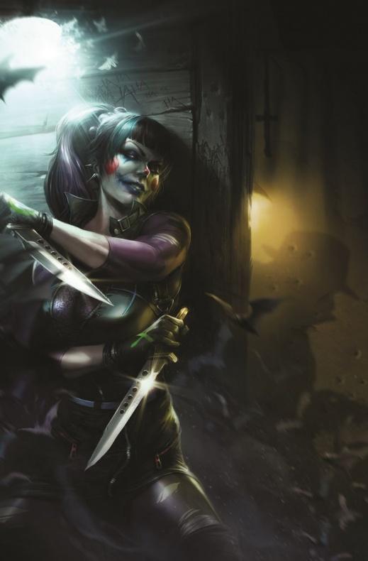 Joker 1 Variant Punchline Mattina