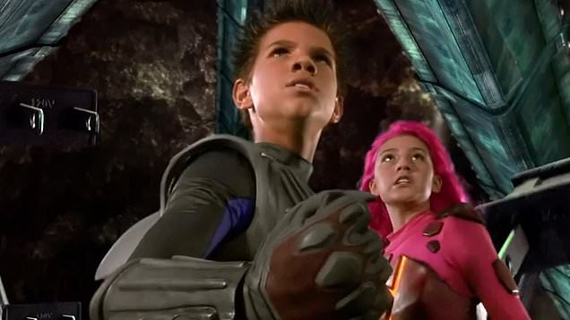 Lavagirl y Sharkboy