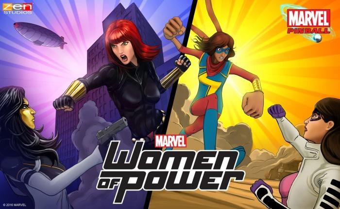 Marvels Women of Power