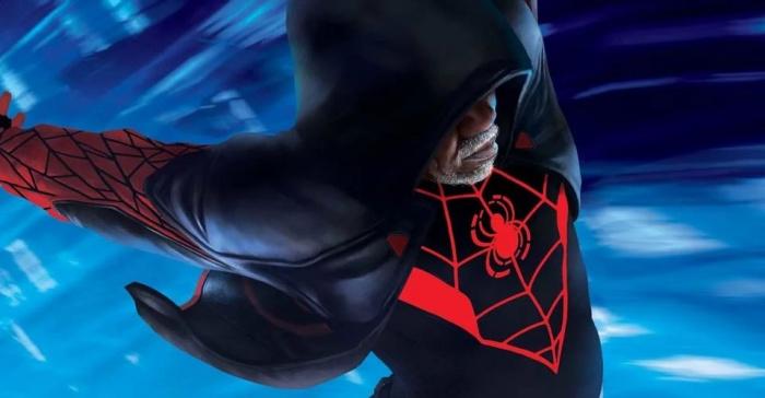 Old Miles Morales Spider Man Comic