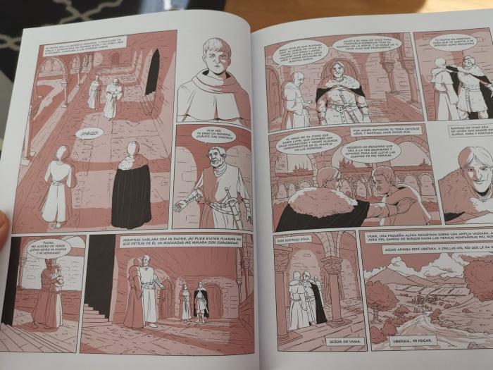 Paginas del Cid