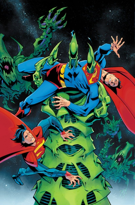 Phil Hester superman
