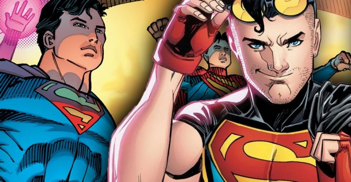 Superboy Superman Family