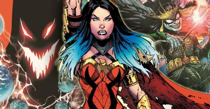 Wonder Woman Death Metal 2