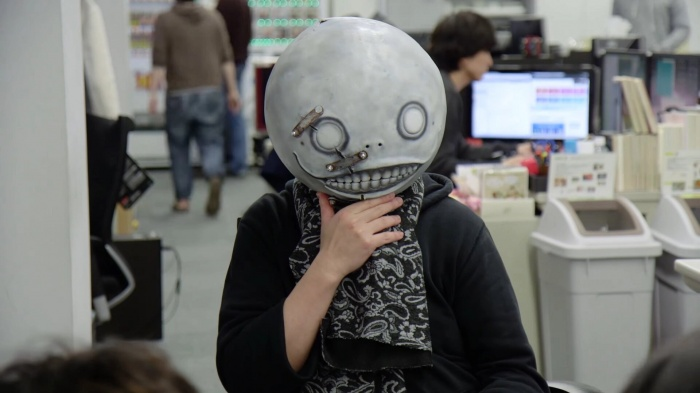 Yoko Taro Ambitions for 2020 Siliconera 2