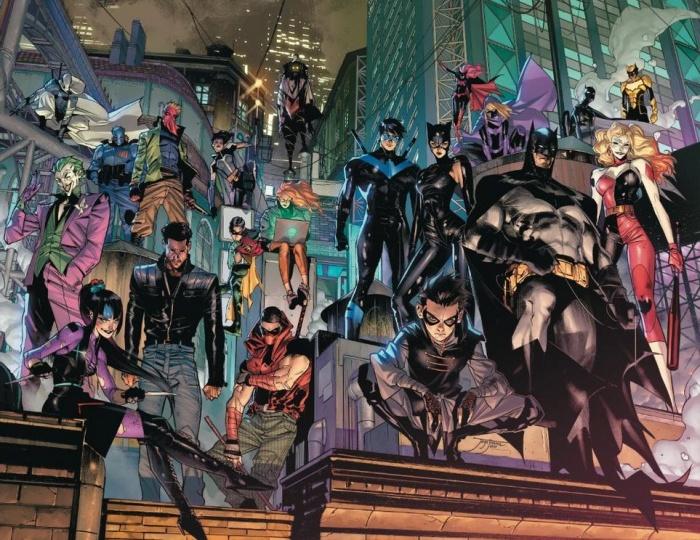 batman damian wayne non robin costume teaser
