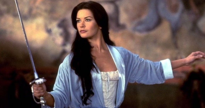 catherine zeta jones zorro