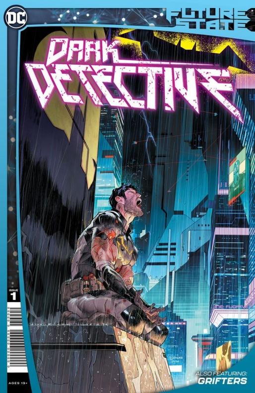 future state dark detective 1 cover