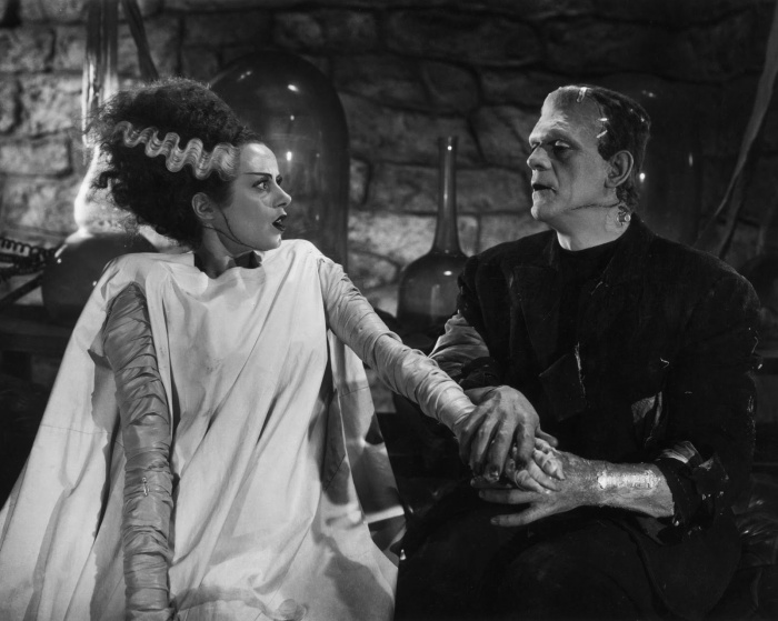 Annex Karloff Boris Bride of Frankenstein The 03
