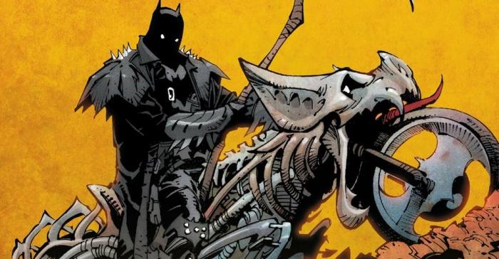 BATMAN DEATHS Death Metal