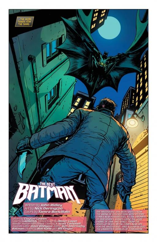 Batman Future State adelanto 2