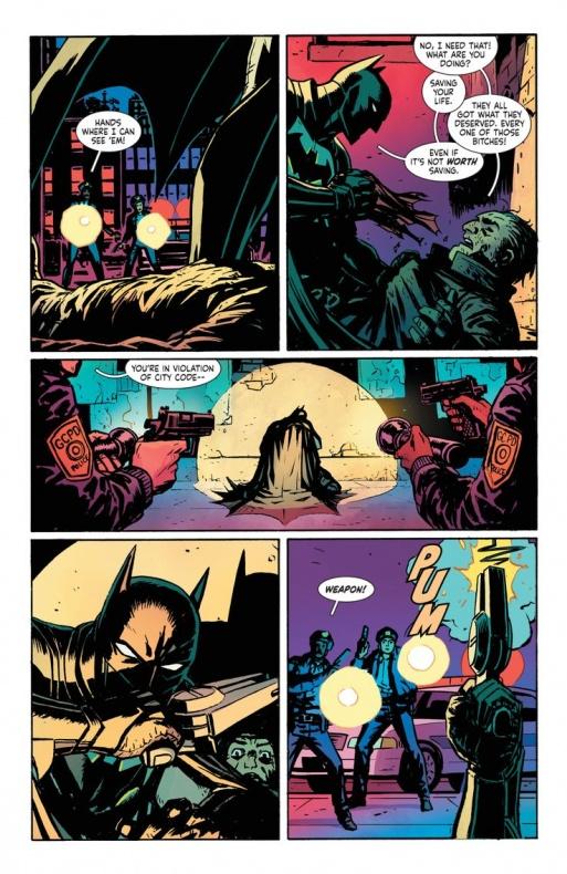 Batman Future State adelanto 4