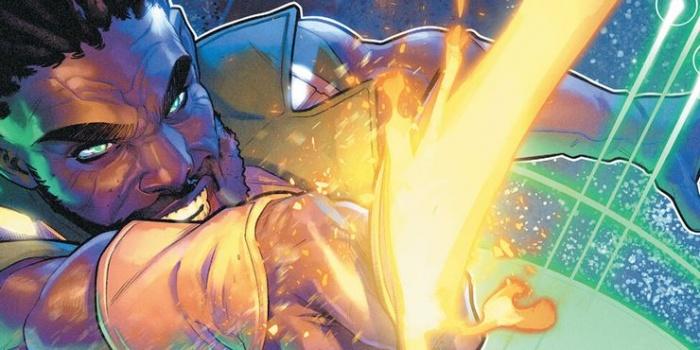 Future State Green Lantern John Stewart