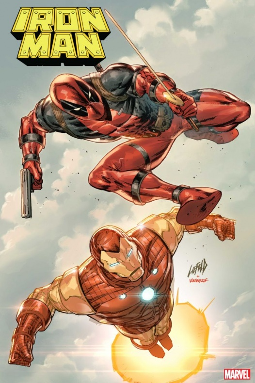 Liefeld Deadpool30Cover IronMan