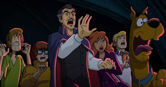 Scooby Doo y la maldici n del fantasma n mero 13
