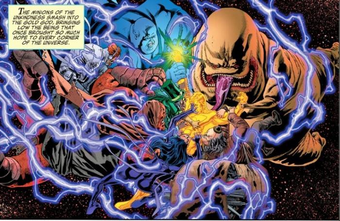 Superman Prime Seven Sins DC One Million