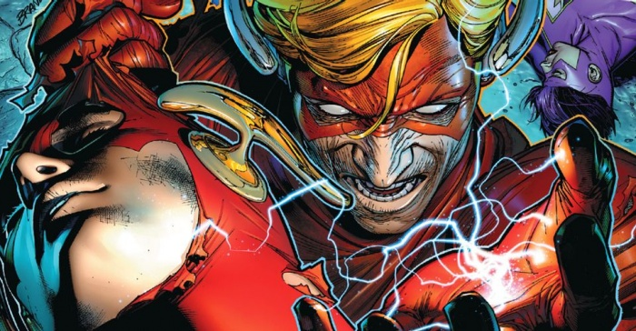 The Flash Future State Famine Wally