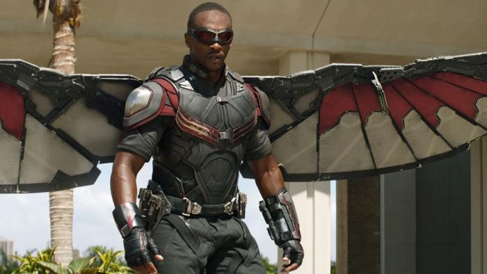 falcon captain america avengers endgame