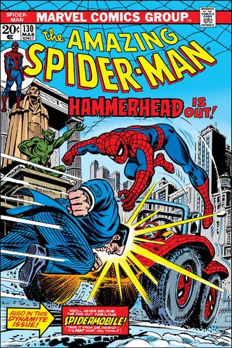 Amazing Spider Man Vol 1 130