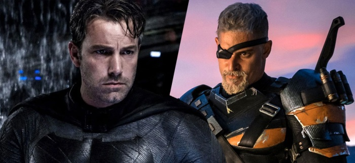 Deathstroke Batman new details 913