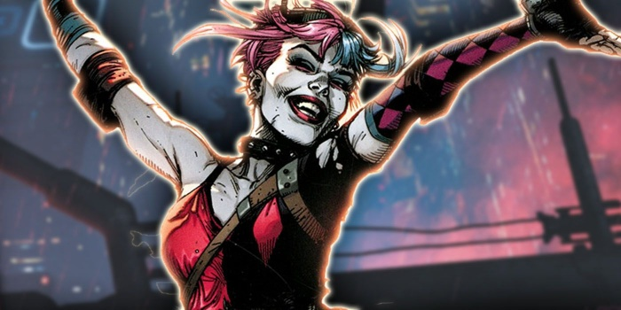 Harley Quinn Future State feature 1