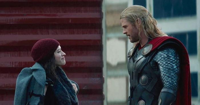 Kat Dennings Darcy Thor