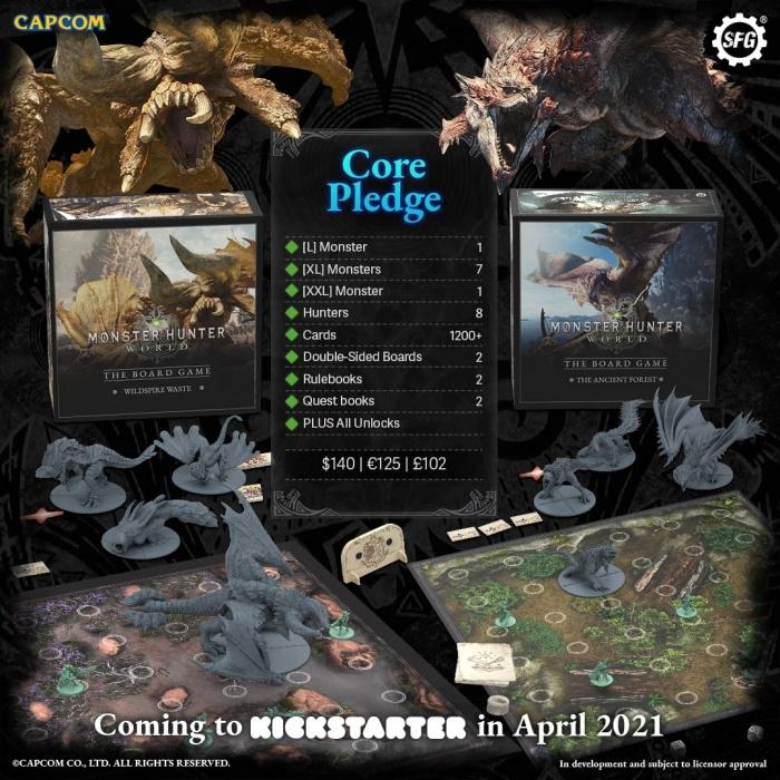 MHW Core Pledge HLO