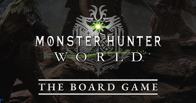 Monster Hunter World The Board Game