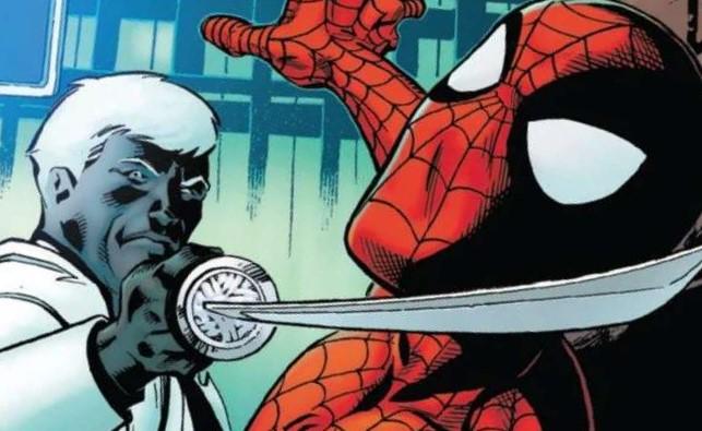 Spider Man Mr Negativo