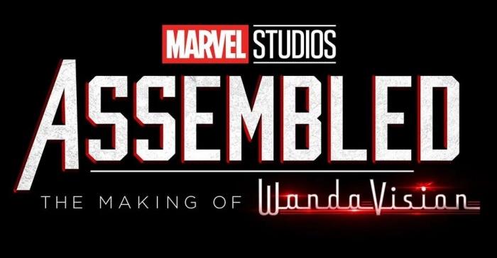 marvel studios assembled wandavision logo 1