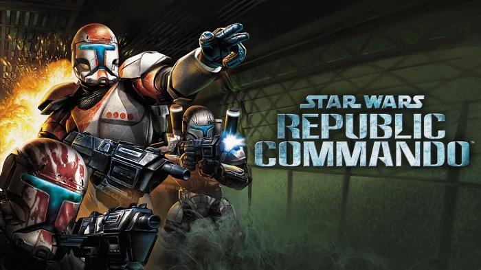 Star Wars Republic Commando Nintendo