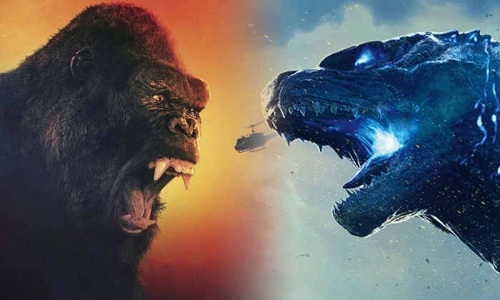 Monstruos, kaijus y mechas - Godzilla vs Kong