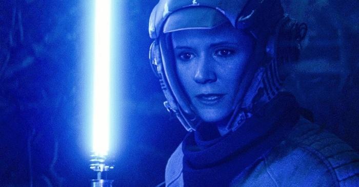 1594425645 El arte conceptual de Star Wars muestra a Leia como