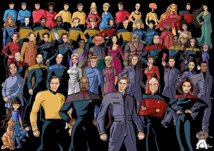 History Channel produce un nuevo documental sobre- Star Trek