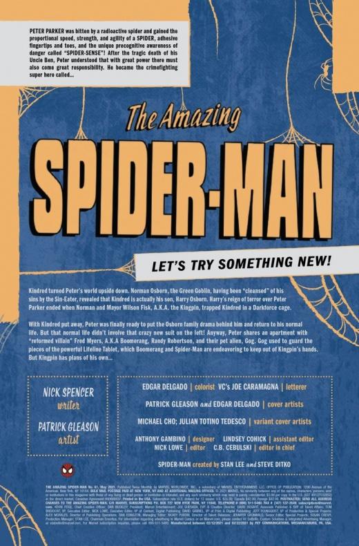 Amazing Spidr Man 02