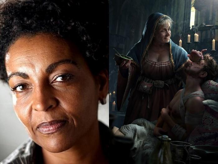 Netflix - The Witcher - Adjoa Andoh vía Redanian Intelligence