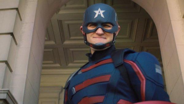 Falcon y el Soldado de Invierno El nuevo Capitan America