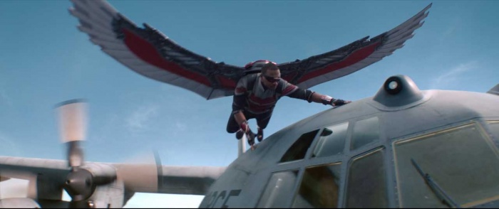 Falcon Y el Soldado de Invierno