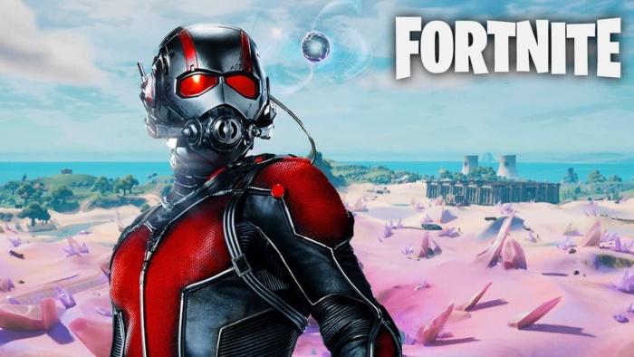 Fortnite - Aant - Man