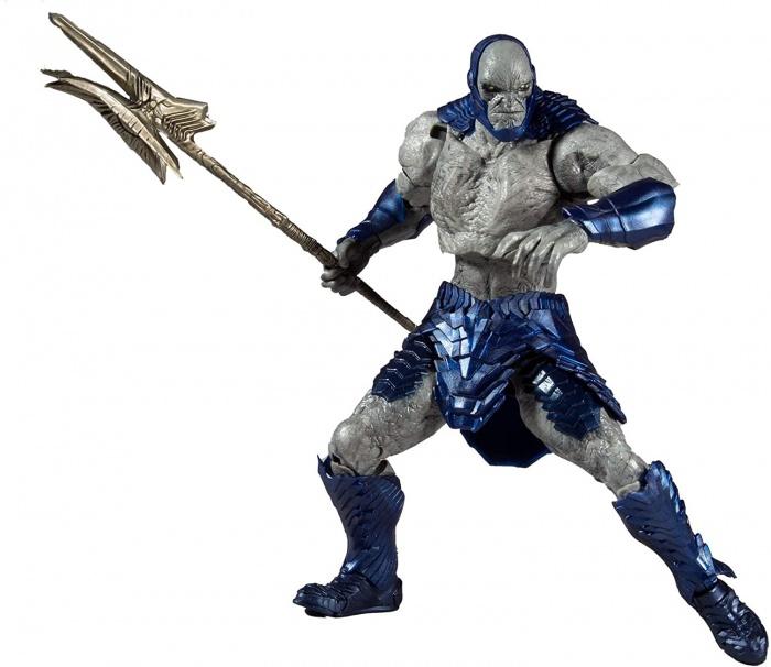 La Liga de la Justicia Darkseid McFarlane Toys 02