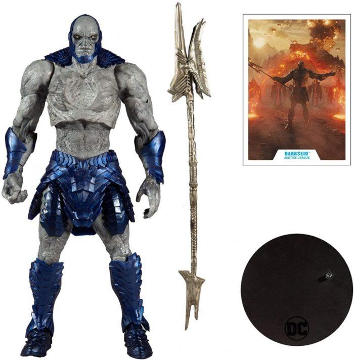 La Liga de la Justicia Darkseid McFarlane Toys 03