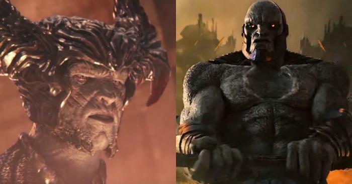 La Liga de la Justicia Zack Snyder Darkseid