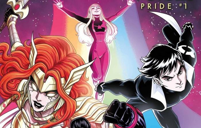 Marvel Voices Pride