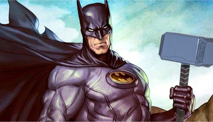 Batman Mjolnir
