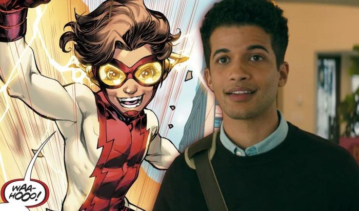 Jordan-Fisher-The-Flash-Bart-Allen-Impulso