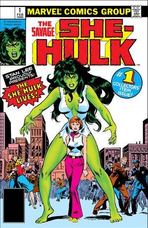 Savage She Hulk Vol 1 1